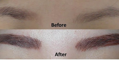 MY 6HD EYEBROW EMBROIDERY TREATMENT BY PARAMEDIC AESTHETICS.